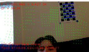 OpenCV Charuco Camera-Calibration | Peter F  Klemperer